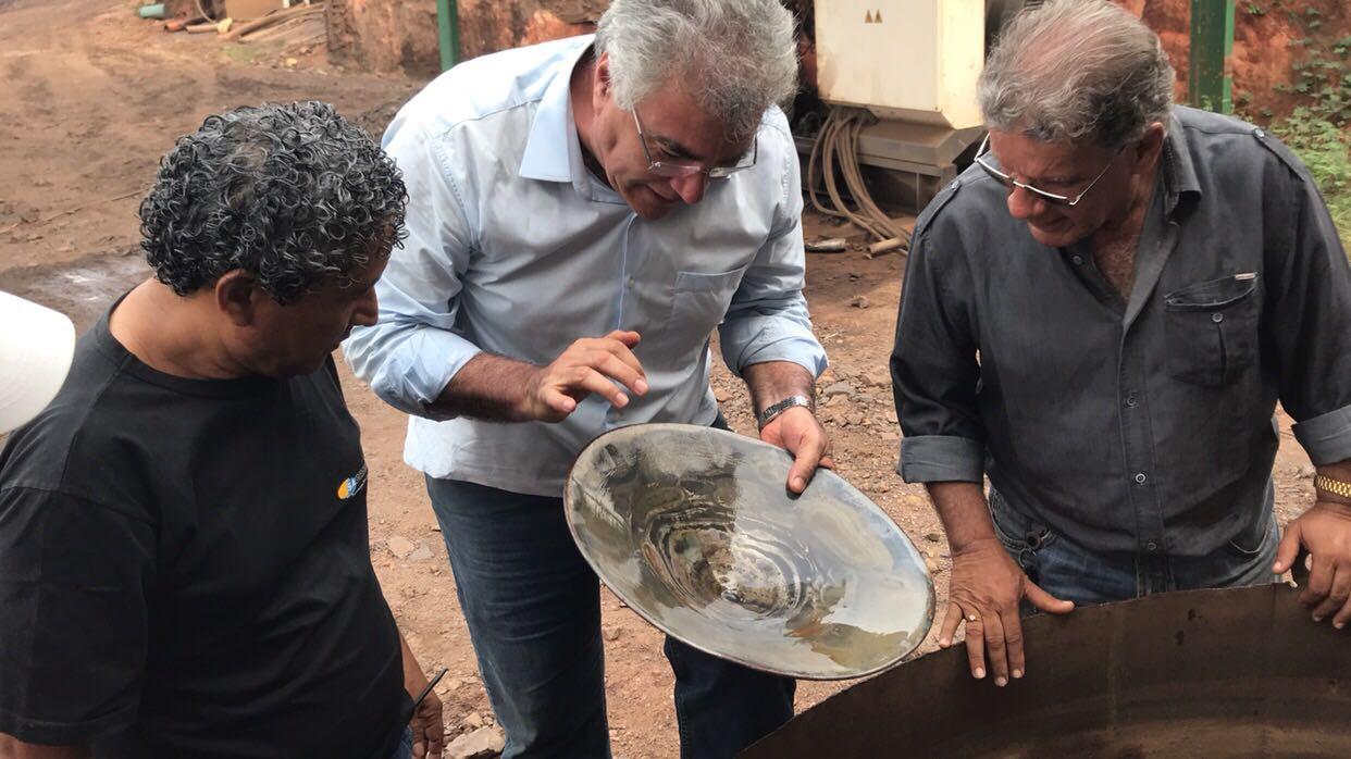 Presidente Raimundo Lopes acompanha os trabalhos